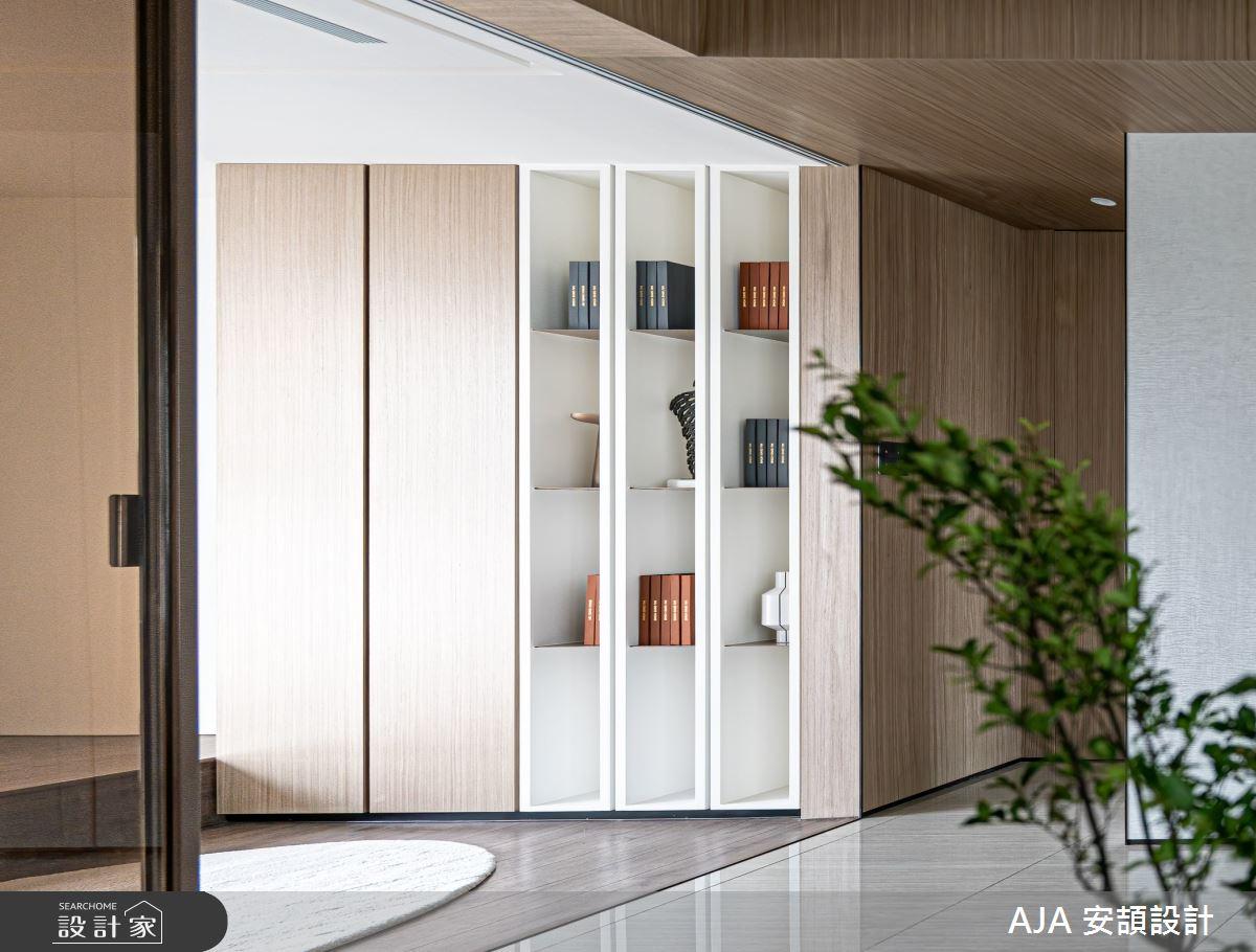 50坪新成屋(5年以下)_其他多功能室案例圖片_AJA安頡建築室內設計_安頡_天空院子 張公館之5