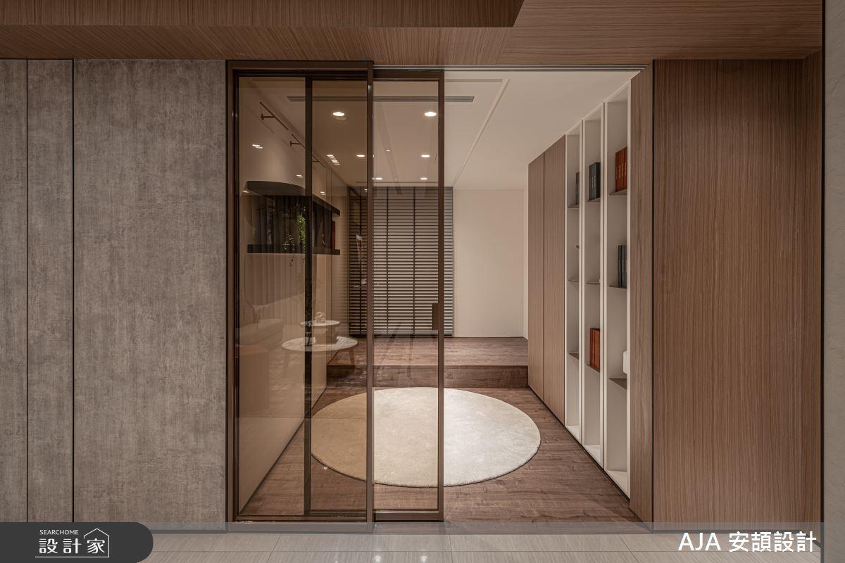 50坪新成屋(5年以下)_其他多功能室案例圖片_AJA安頡建築室內設計_安頡_天空院子 張公館之6