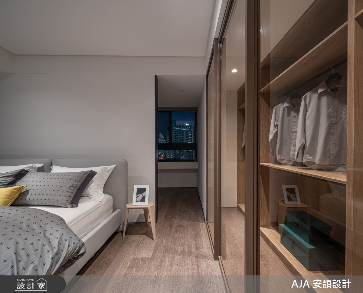 50坪新成屋(5年以下)_其他臥室案例圖片_AJA安頡建築室內設計_安頡_天空院子 張公館之11
