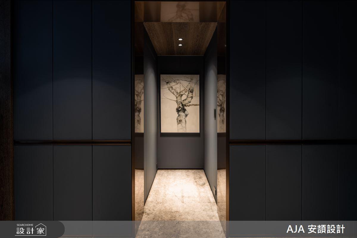 60坪新成屋(5年以下)_現代風案例圖片_AJA 安頡設計_安頡_合輝雲門 吳公館之2