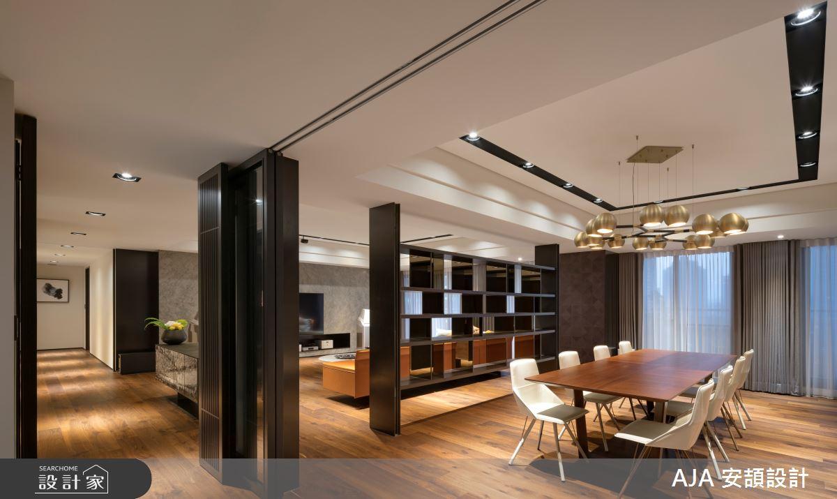 110坪新成屋(5年以下)_其他餐廳案例圖片_AJA 安頡設計_安頡_國泰森林觀道 王公館之3