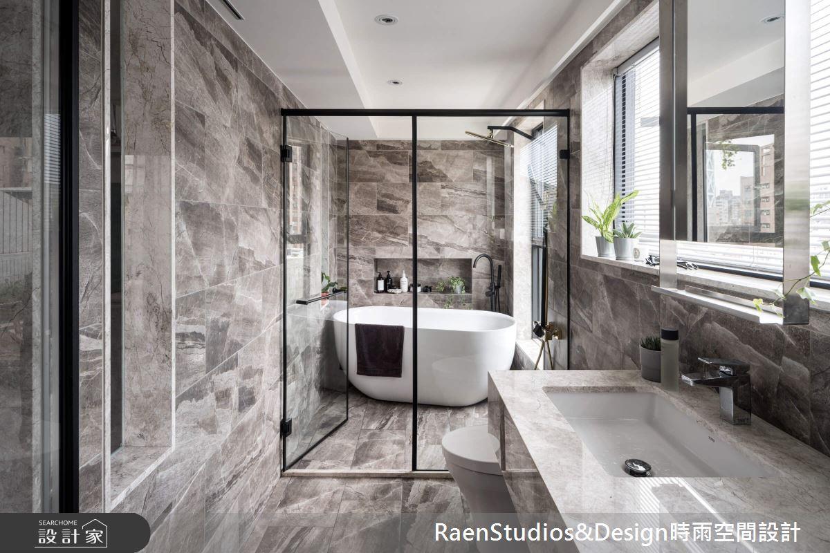 100坪老屋(31~40年)_美式風浴室案例圖片_時雨空間設計_時雨_Homellery Home+Gallery之37