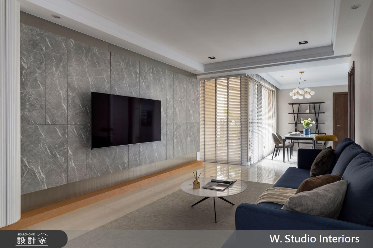 25坪新成屋(5年以下)_混搭風案例圖片_哲苑室內設計 W. Studio Interiors_哲苑_11之3