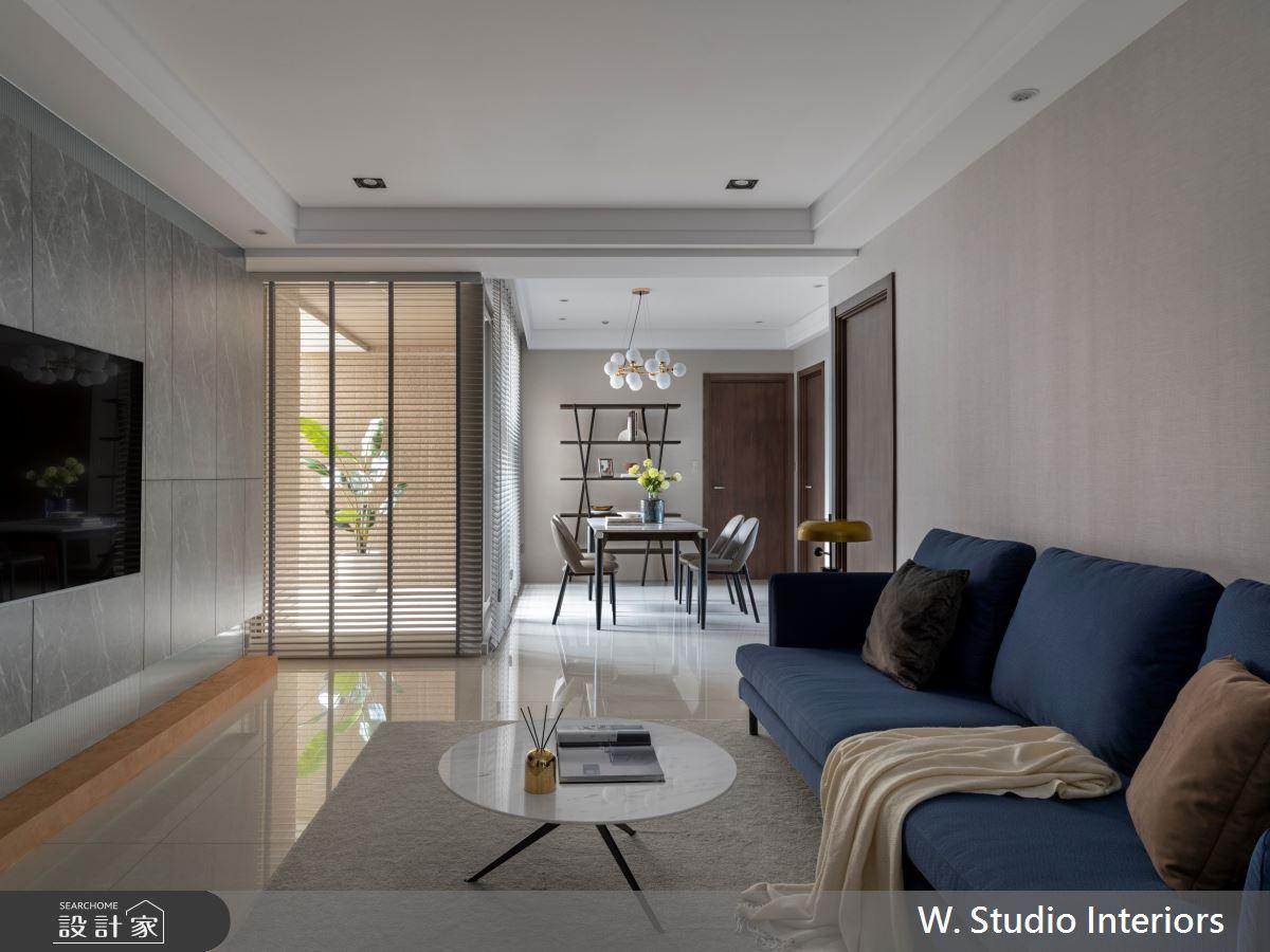 25坪新成屋(5年以下)_混搭風案例圖片_哲苑室內設計 W. Studio Interiors_哲苑_11之4