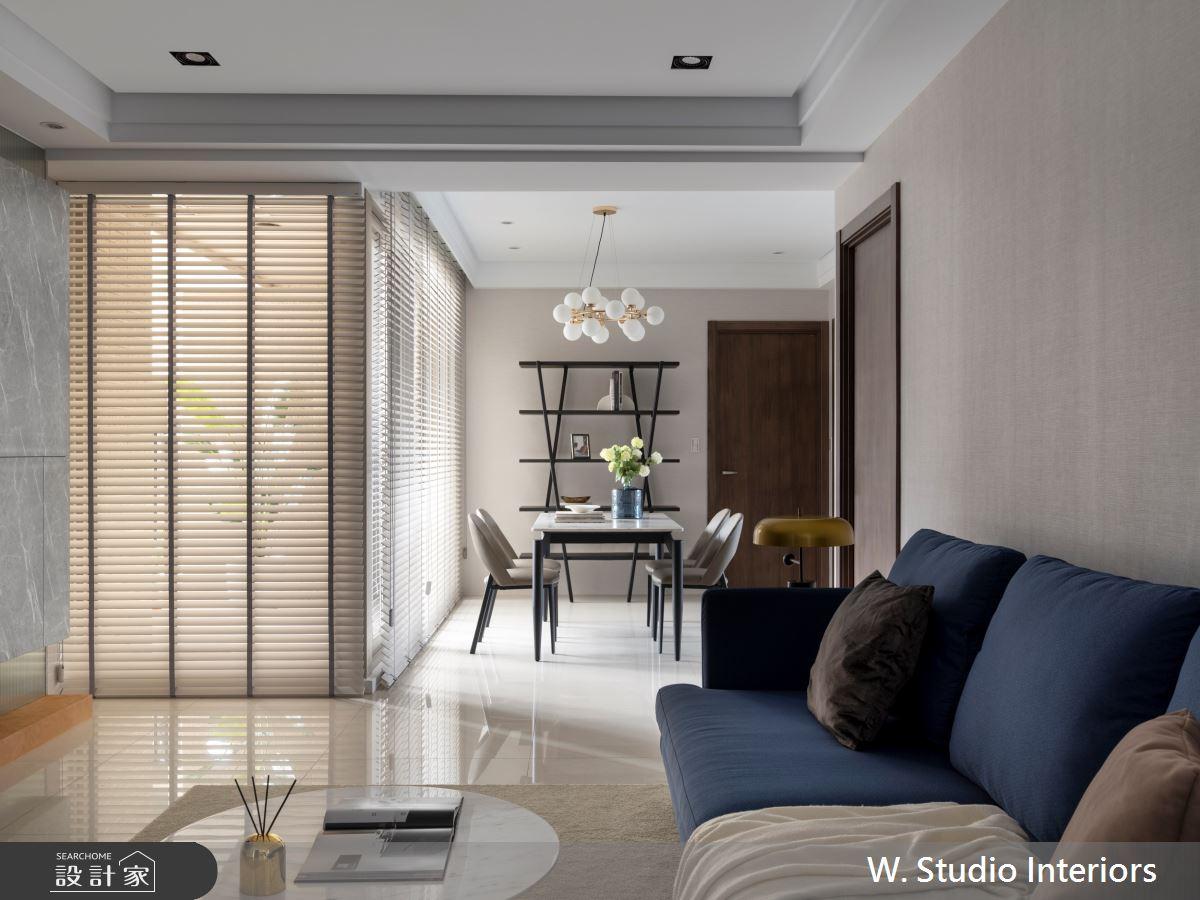 25坪新成屋(5年以下)_混搭風案例圖片_哲苑室內設計 W. Studio Interiors_哲苑_11之5