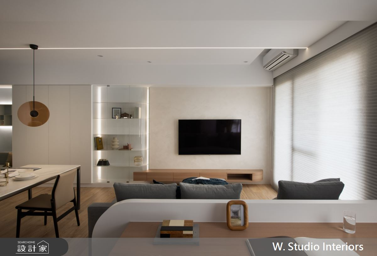 20坪新成屋(5年以下)_混搭風案例圖片_哲苑室內設計 W. Studio Interiors_哲苑_12之3