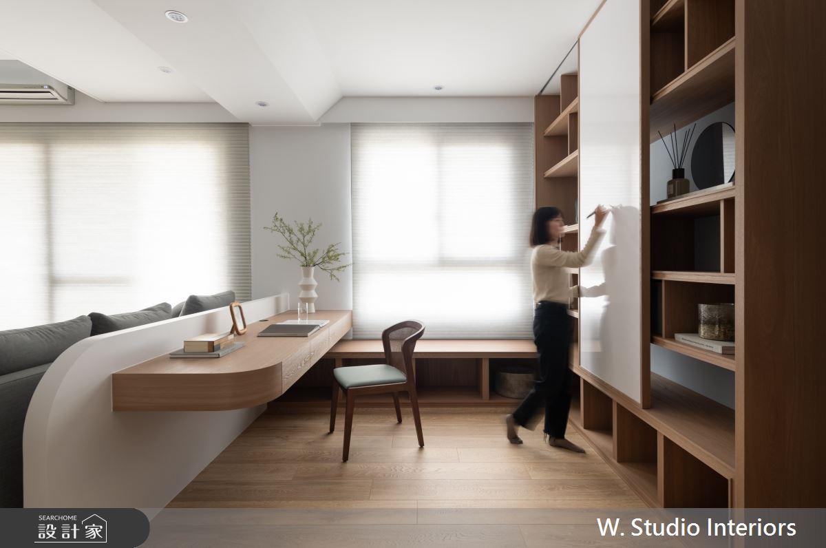 20坪新成屋(5年以下)_混搭風案例圖片_哲苑室內設計 W. Studio Interiors_哲苑_12之5
