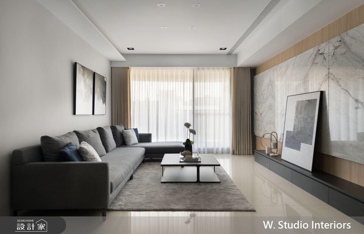 50坪新成屋(5年以下)_混搭風案例圖片_哲苑室內設計 W. Studio Interiors_哲苑_13之3