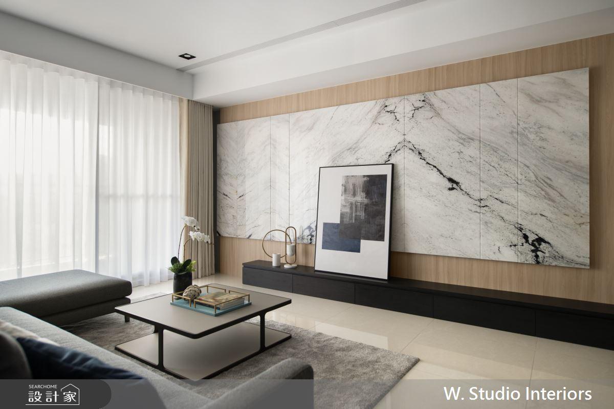 50坪新成屋(5年以下)_混搭風案例圖片_哲苑室內設計 W. Studio Interiors_哲苑_13之4