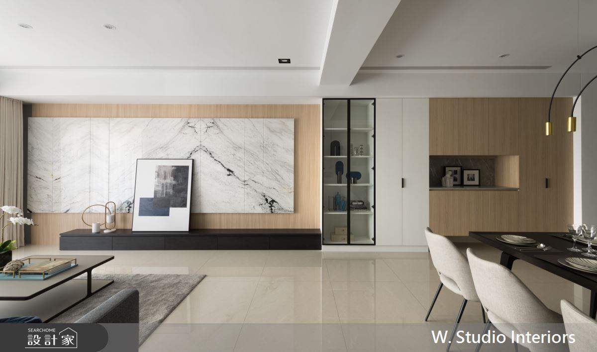50坪新成屋(5年以下)_混搭風案例圖片_哲苑室內設計 W. Studio Interiors_哲苑_13之5