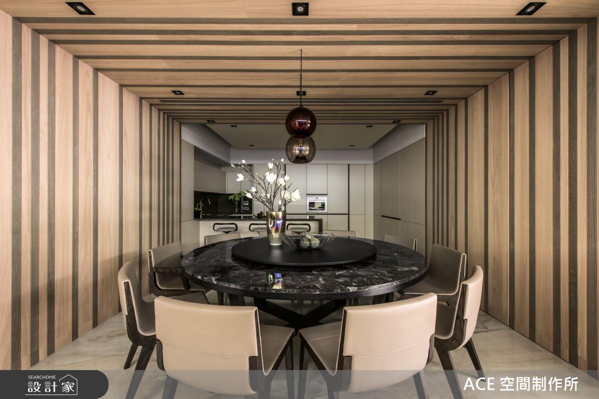 123坪新成屋(5年以下)_現代風餐廳案例圖片_ACE 空間制作所_ACE 空間制作所_02之5