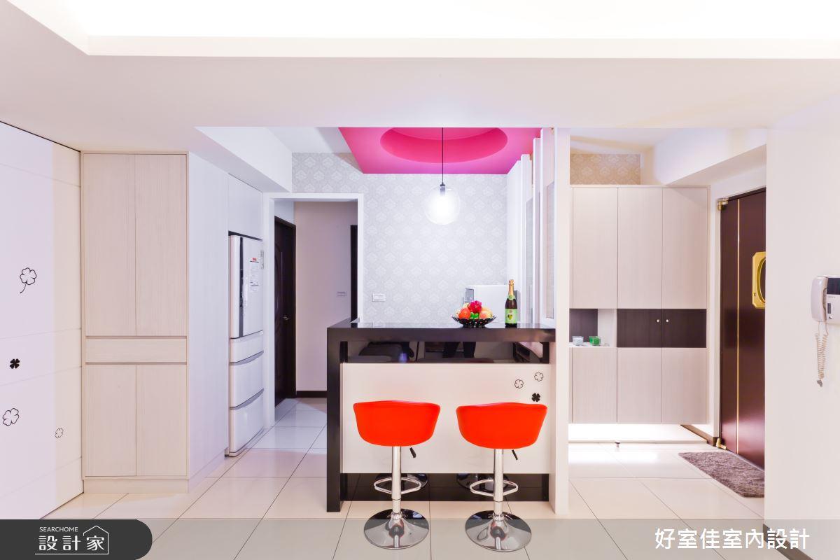 24坪新成屋(5年以下)_簡約風吧檯案例圖片_好室佳室內設計_好室佳_待在家也能喘口氣之5