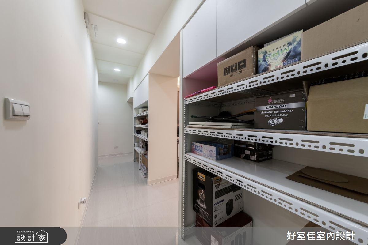 30坪老屋(31~40年)_簡約風案例圖片_好室佳室內設計_好室佳_個性黑白X視覺空間之18