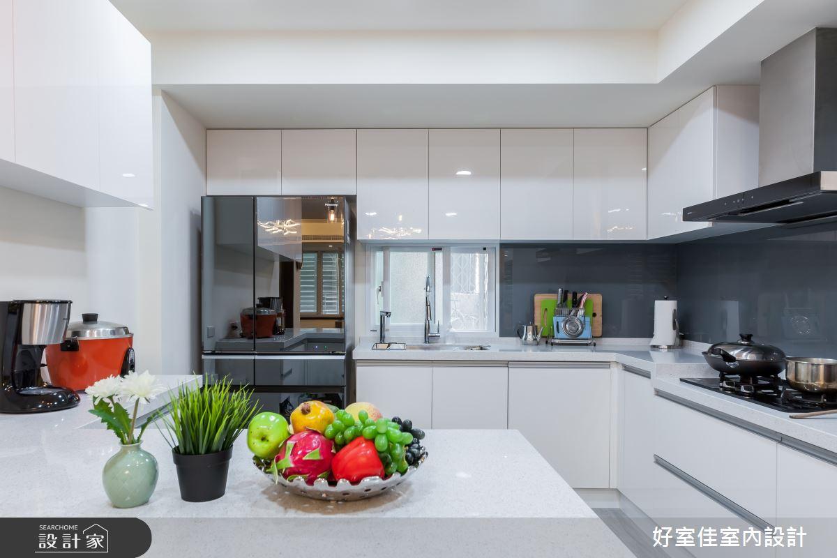 24坪老屋(31~40年)_現代風廚房案例圖片_好室佳室內設計_好室佳_日常的溫度 木質調之13