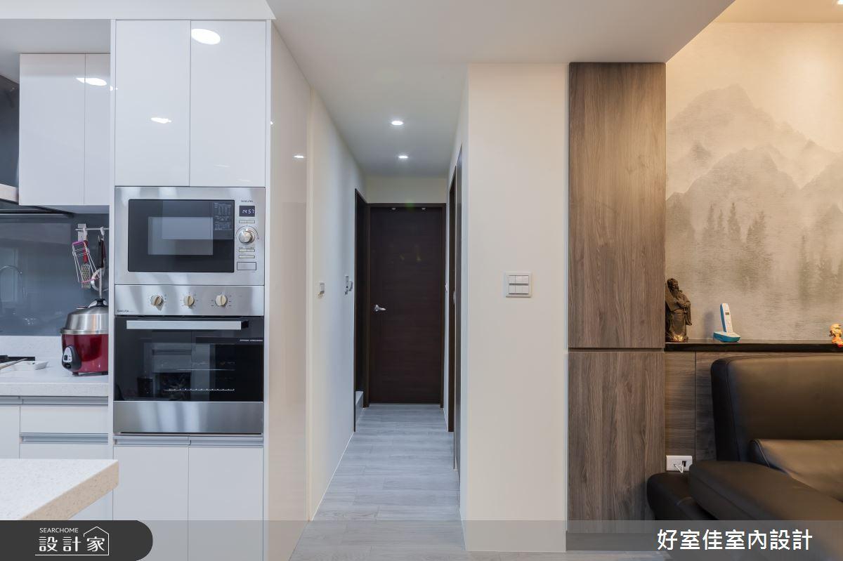 24坪老屋(31~40年)_現代風廚房案例圖片_好室佳室內設計_好室佳_日常的溫度 木質調之14