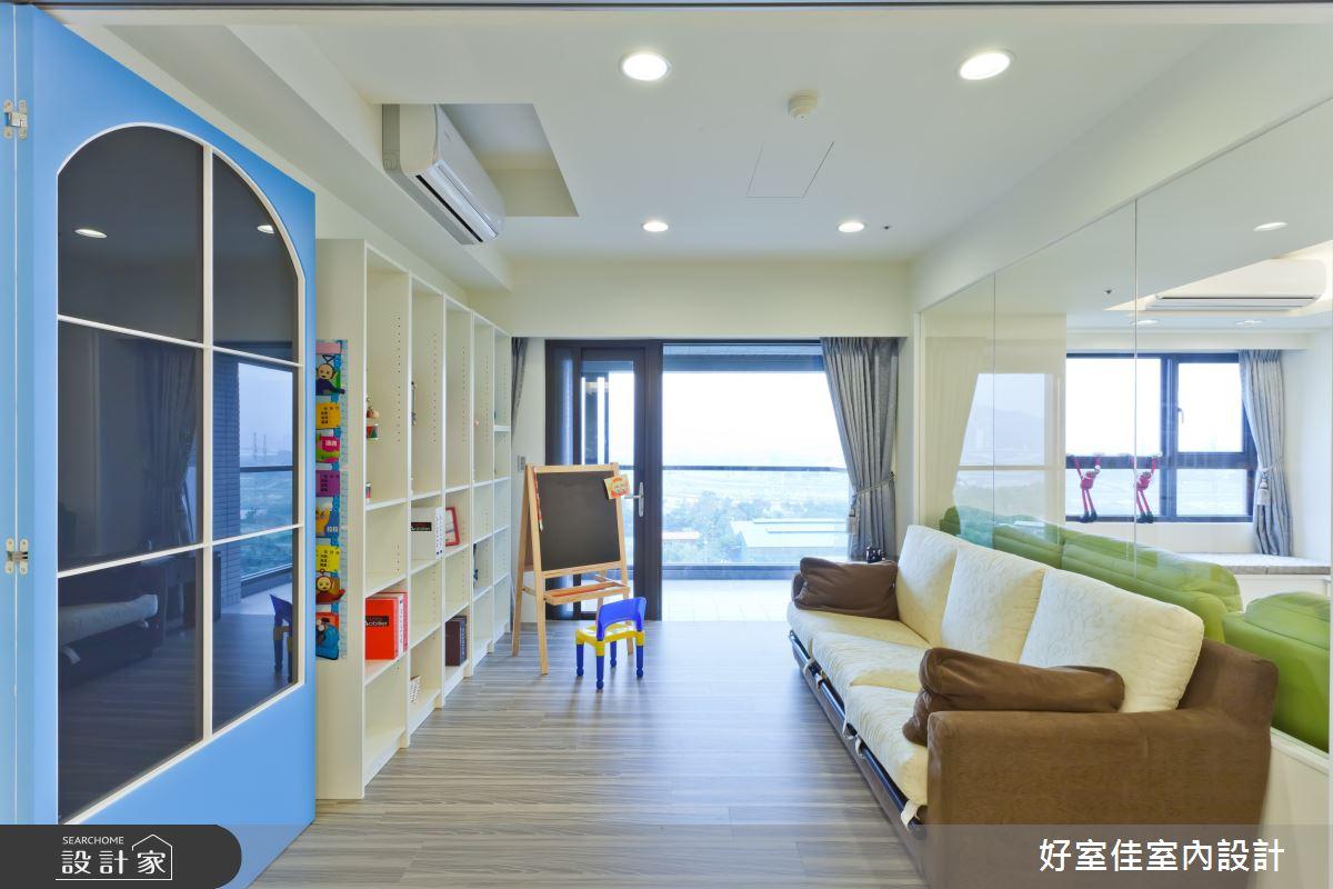 新成屋(5年以下)_其他多功能室案例圖片_好室佳室內設計_好室佳_希臘風極簡住宅之3