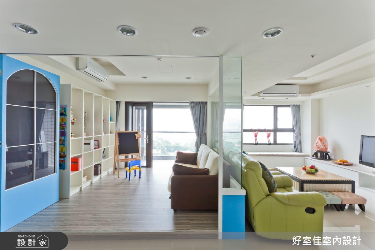 新成屋(5年以下)_其他多功能室案例圖片_好室佳室內設計_好室佳_希臘風極簡住宅之4