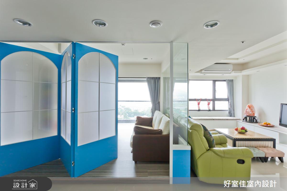 新成屋(5年以下)_其他案例圖片_好室佳室內設計_好室佳_希臘風極簡住宅之5