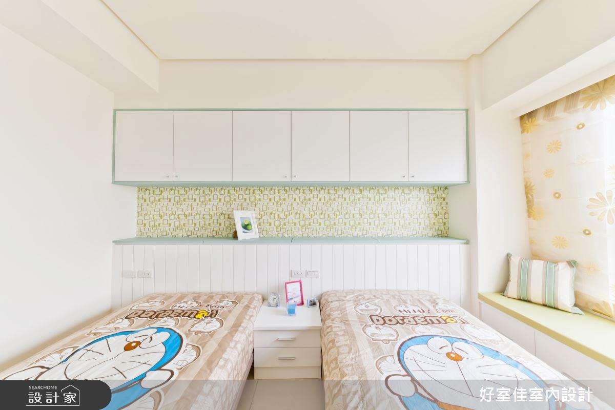 27坪新成屋(5年以下)_現代風臥榻臥室案例圖片_好室佳室內設計_好室佳_時尚度假宅(上)之13