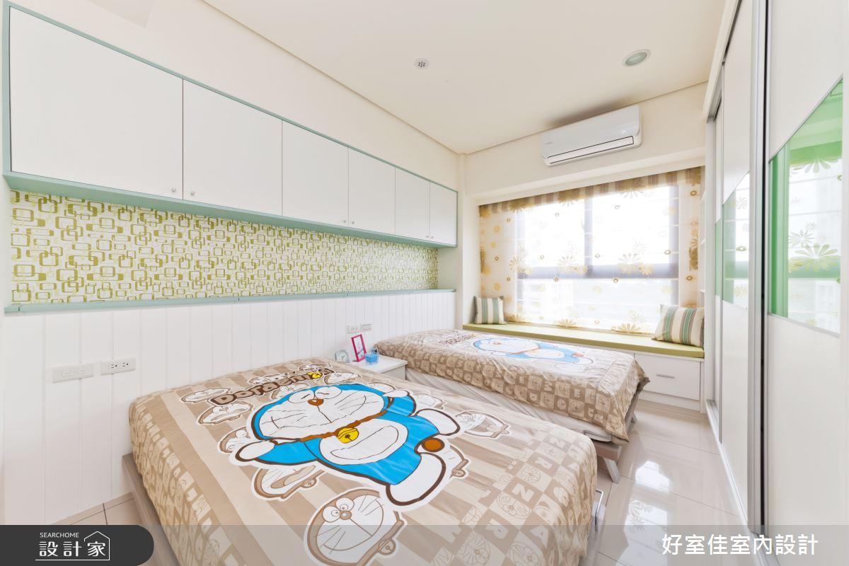 27坪新成屋(5年以下)_現代風臥室案例圖片_好室佳室內設計_好室佳_時尚度假宅(上)之14
