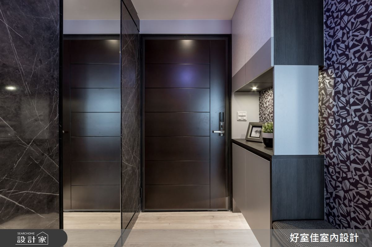 新成屋(5年以下)_現代風案例圖片_好室佳室內設計_好室佳_戀戀紫色狂想曲之3