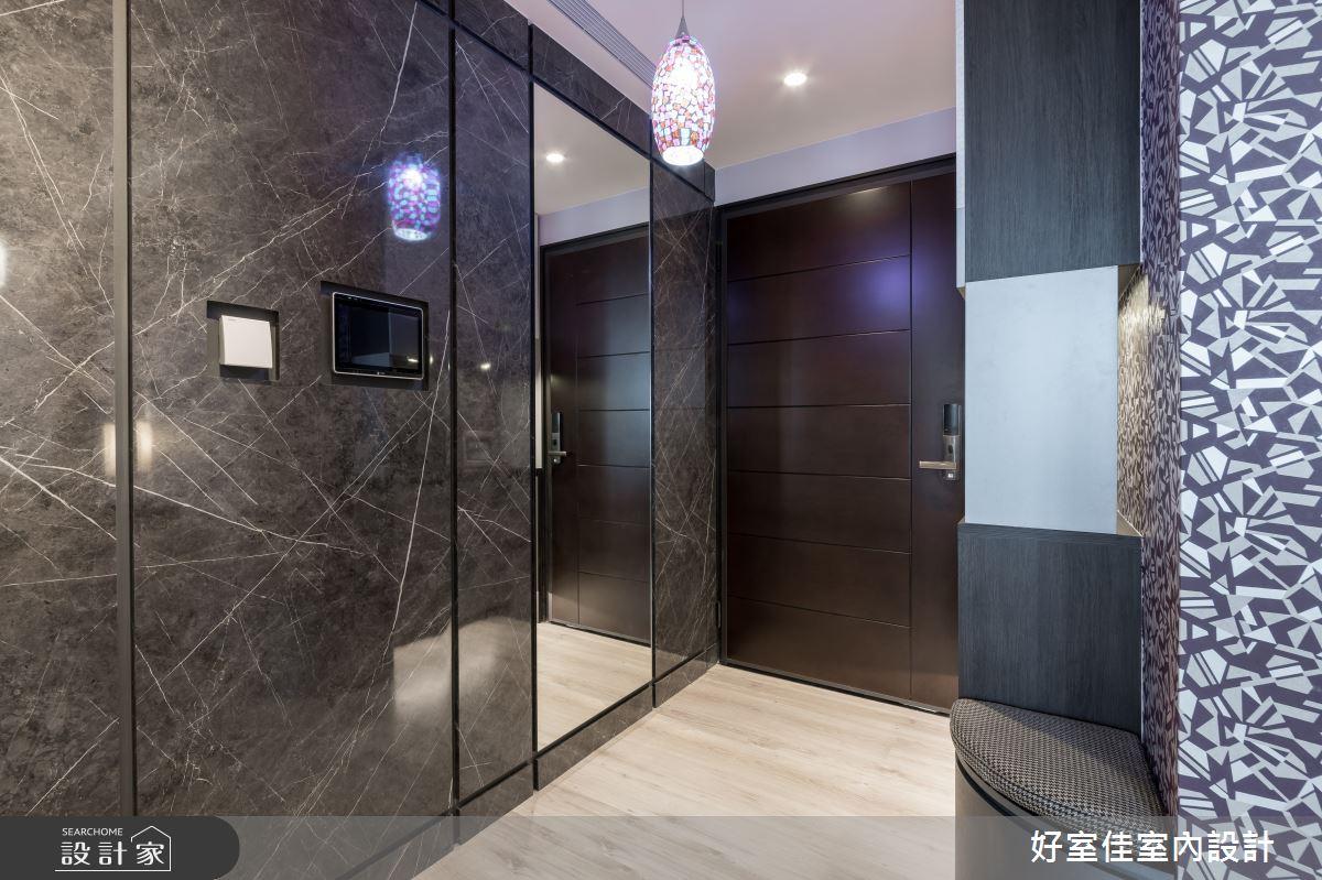 新成屋(5年以下)_現代風案例圖片_好室佳室內設計_好室佳_戀戀紫色狂想曲之2