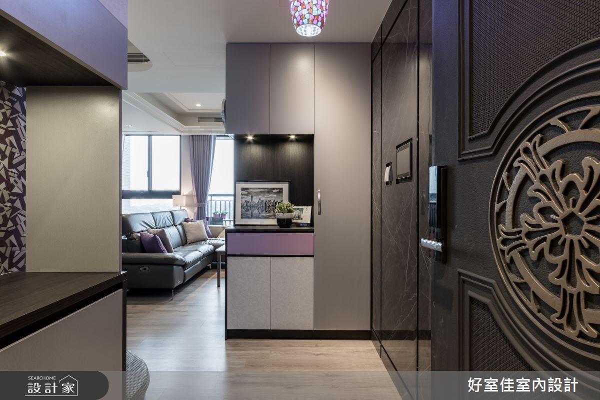新成屋(5年以下)_現代風案例圖片_好室佳室內設計_好室佳_戀戀紫色狂想曲之1