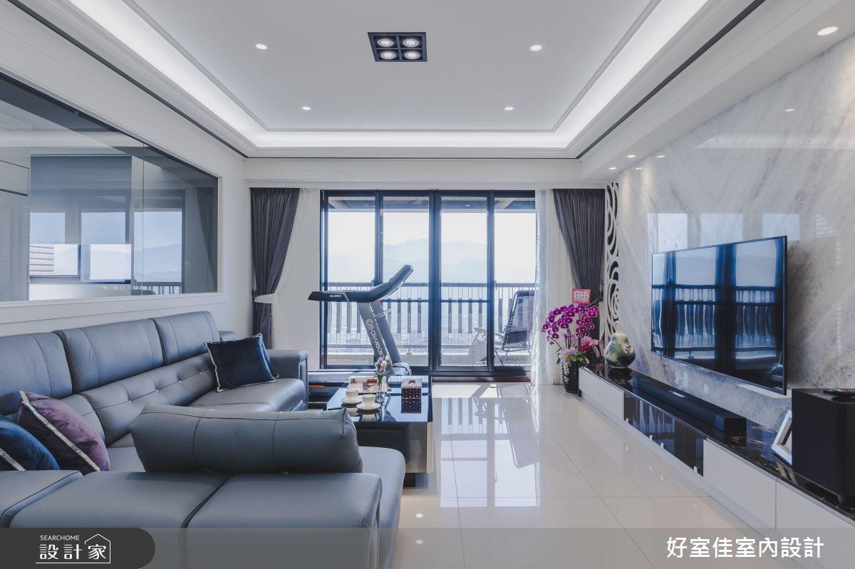 新成屋(5年以下)_現代風客廳案例圖片_好室佳室內設計_好室佳_演繹你精緻高雅生活之2