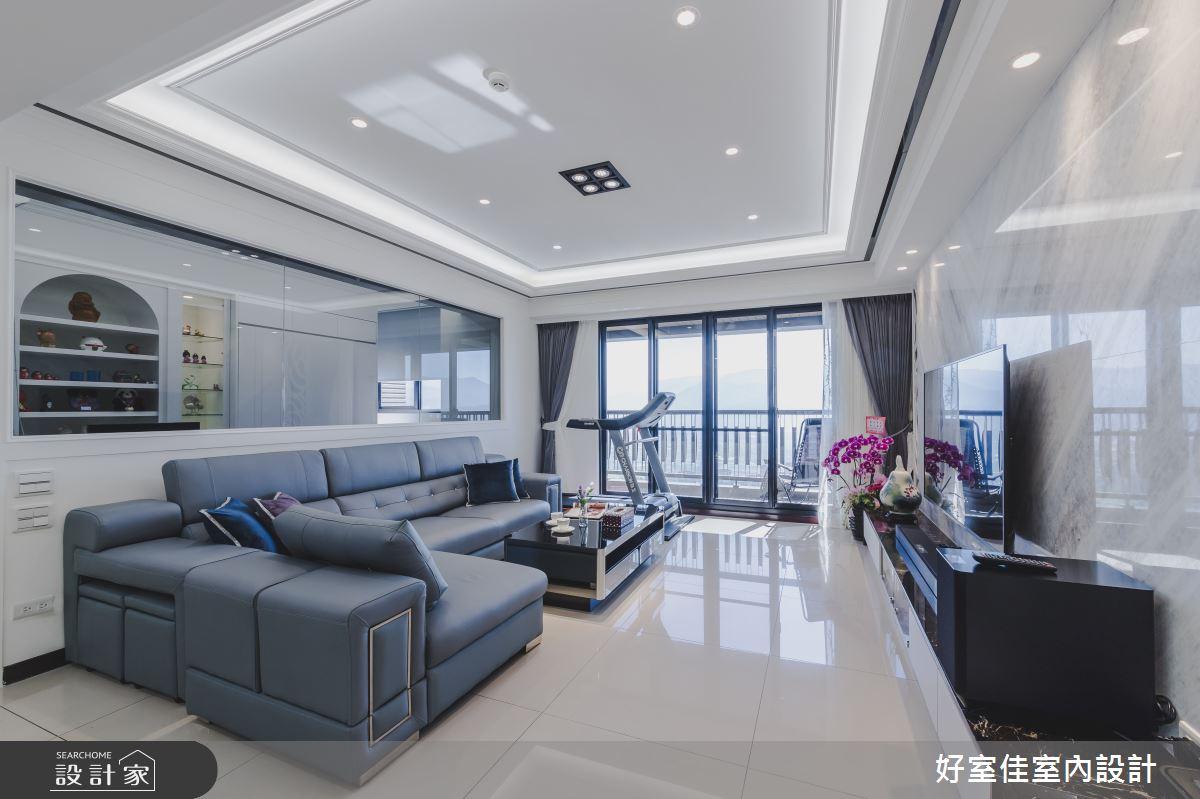 新成屋(5年以下)_現代風客廳案例圖片_好室佳室內設計_好室佳_演繹你精緻高雅生活之3