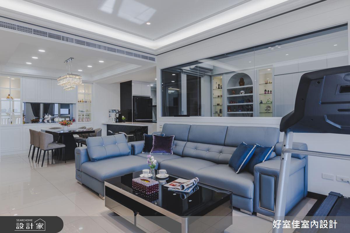 新成屋(5年以下)_現代風客廳案例圖片_好室佳室內設計_好室佳_演繹你精緻高雅生活之4