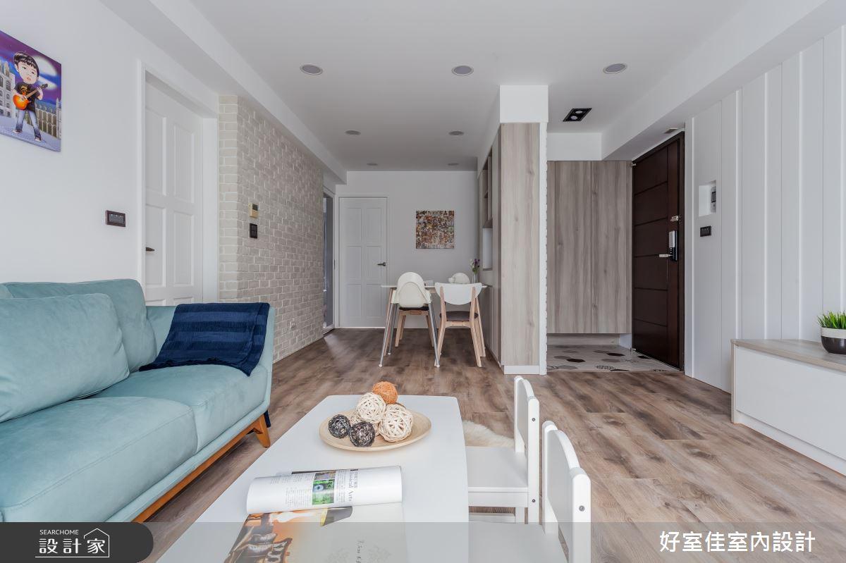 25坪中古屋(5~15年)_現代風客廳案例圖片_好室佳室內設計_好室佳_與寶貝一起享受生活之5