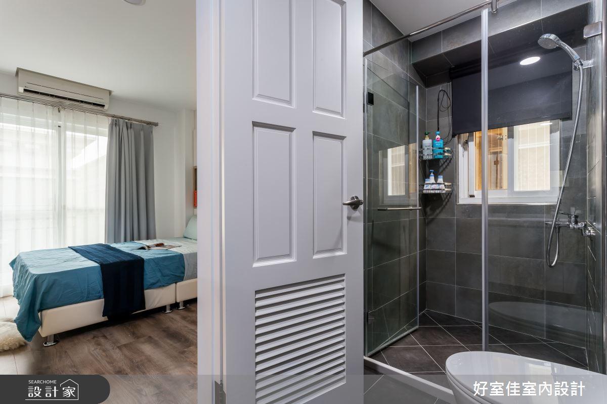25坪中古屋(5~15年)_現代風臥室案例圖片_好室佳室內設計_好室佳_與寶貝一起享受生活之13