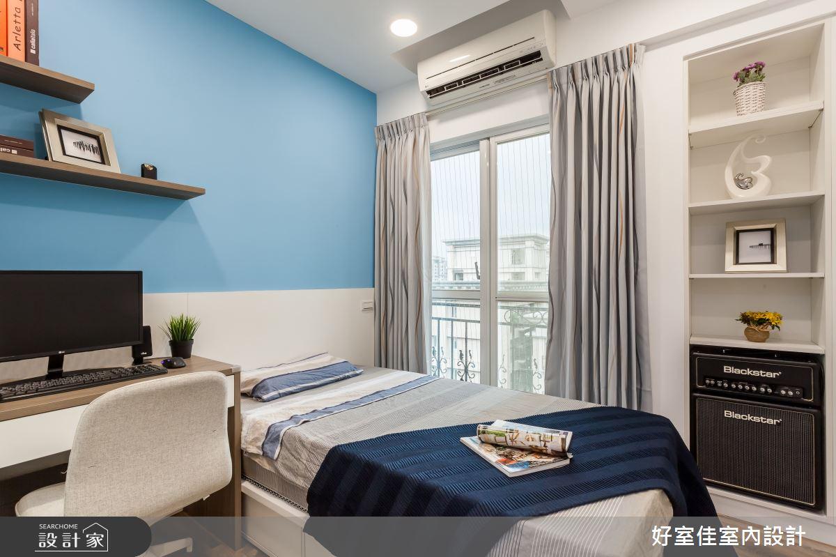 25坪中古屋(5~15年)_現代風臥室案例圖片_好室佳室內設計_好室佳_與寶貝一起享受生活之14