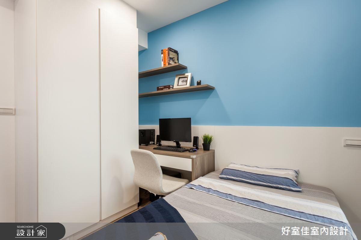 25坪中古屋(5~15年)_現代風臥室案例圖片_好室佳室內設計_好室佳_與寶貝一起享受生活之15