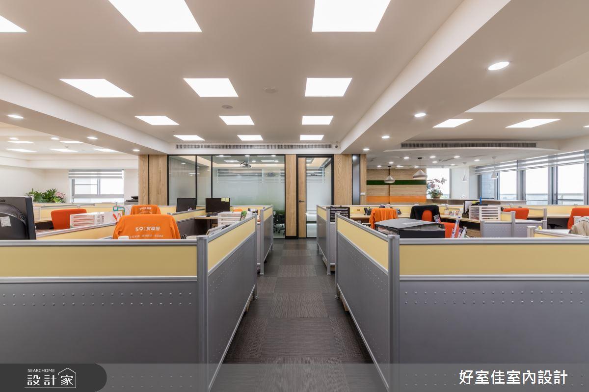 101坪新成屋(5年以下)_現代風商業空間案例圖片_好室佳室內設計_好室佳_展現企業活力精彩滿分之2