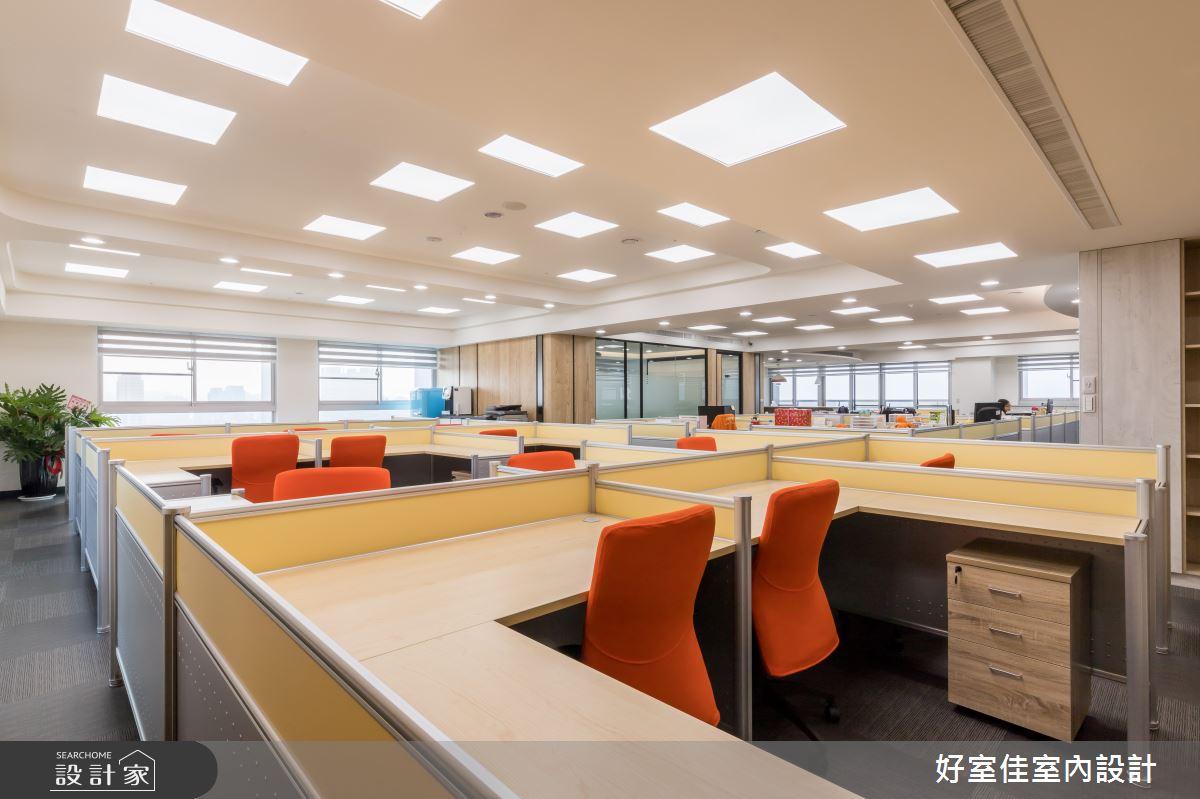 101坪新成屋(5年以下)_現代風商業空間案例圖片_好室佳室內設計_好室佳_展現企業活力精彩滿分之3