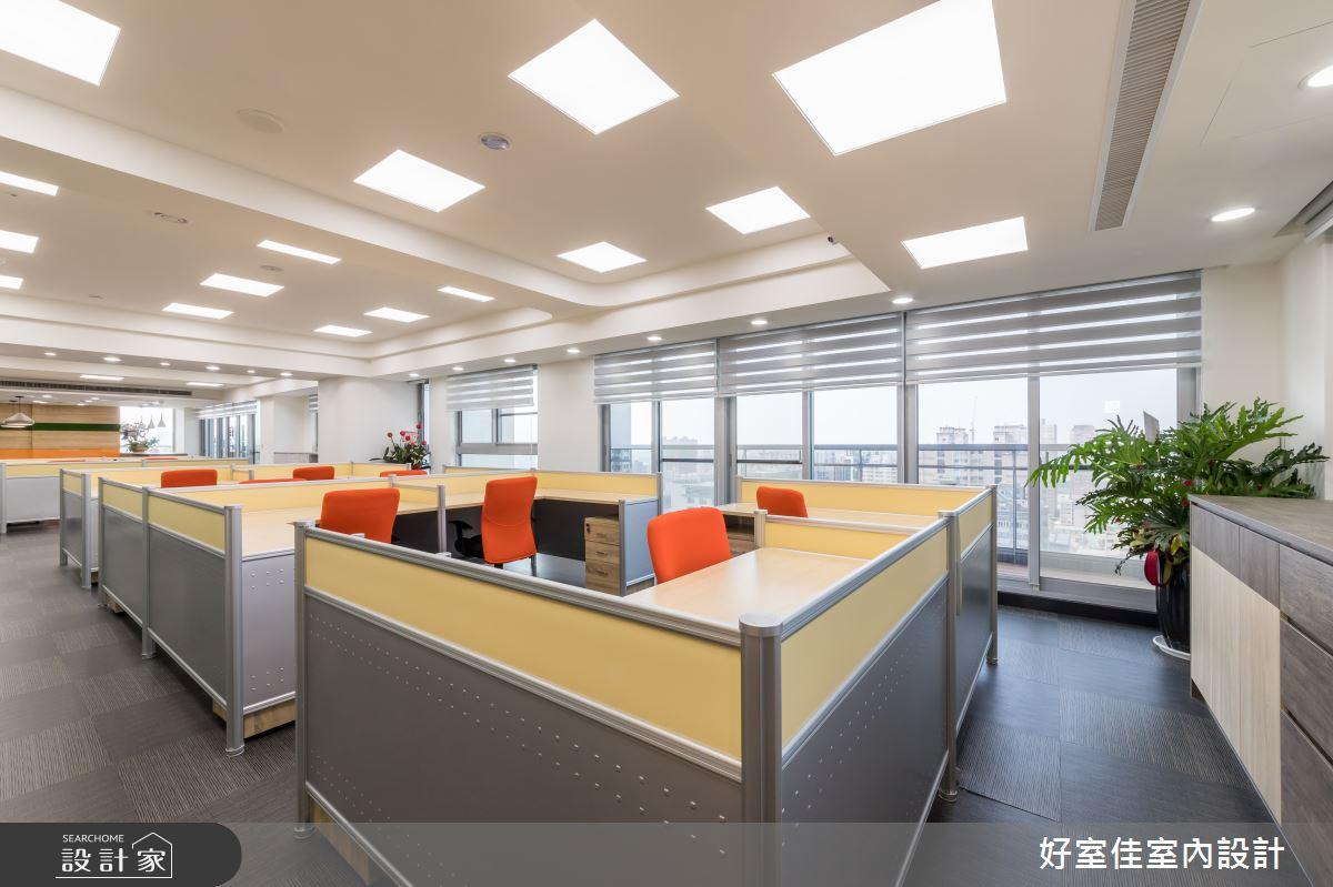 101坪新成屋(5年以下)_現代風商業空間案例圖片_好室佳室內設計_好室佳_展現企業活力精彩滿分之5