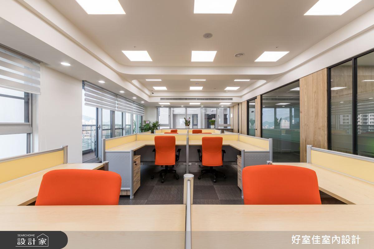 101坪新成屋(5年以下)_現代風商業空間案例圖片_好室佳室內設計_好室佳_展現企業活力精彩滿分之6