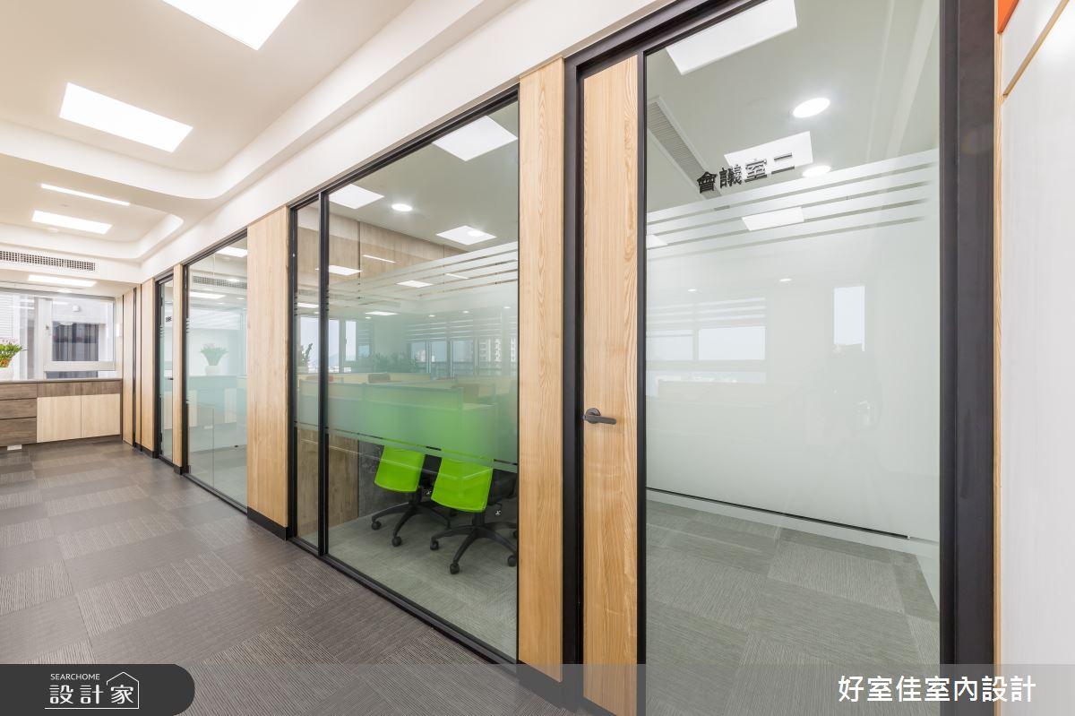 101坪新成屋(5年以下)_現代風商業空間案例圖片_好室佳室內設計_好室佳_展現企業活力精彩滿分之11