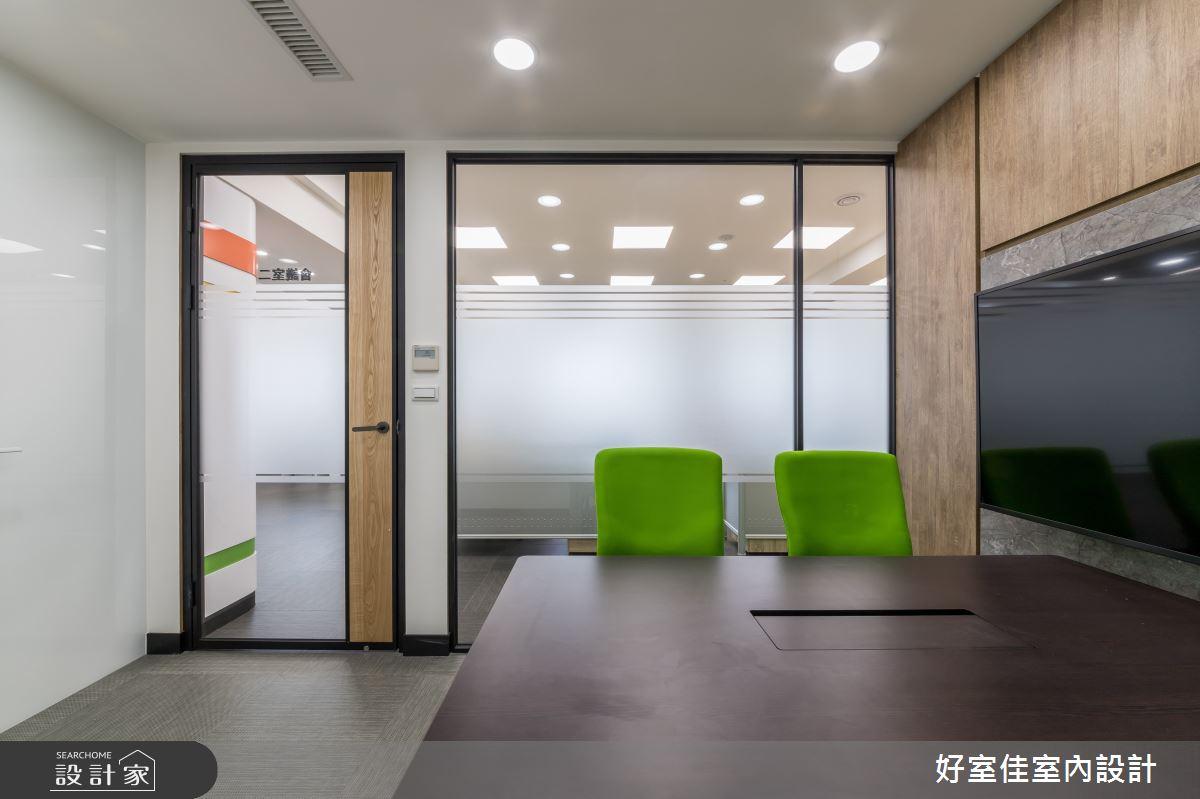 101坪新成屋(5年以下)_現代風商業空間案例圖片_好室佳室內設計_好室佳_展現企業活力精彩滿分之12