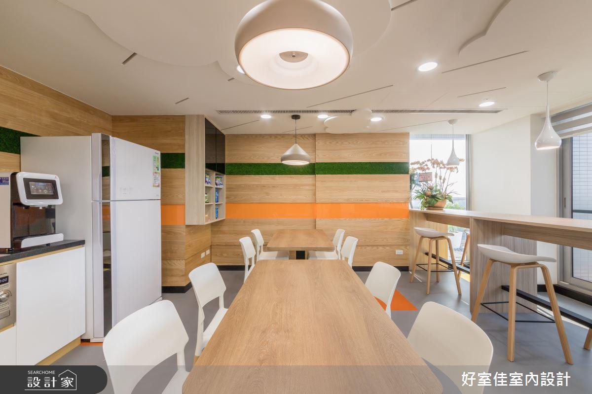 101坪新成屋(5年以下)_現代風商業空間案例圖片_好室佳室內設計_好室佳_展現企業活力精彩滿分之16