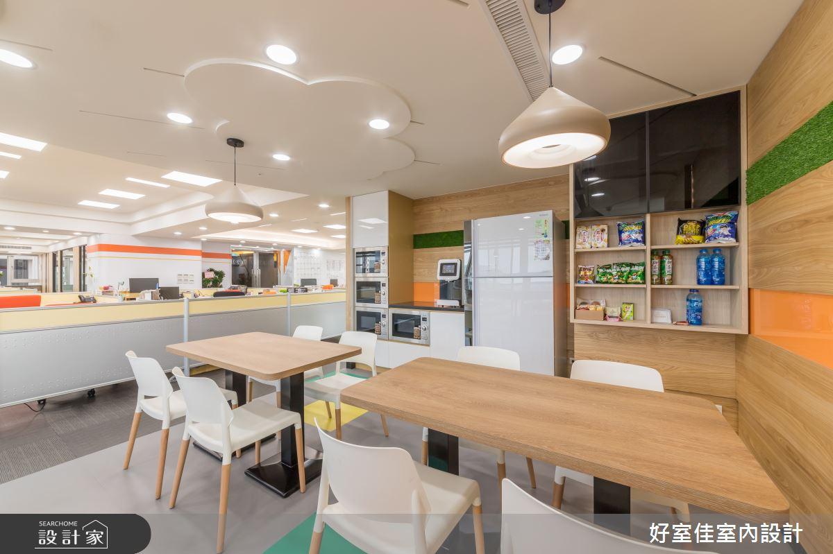101坪新成屋(5年以下)_現代風商業空間案例圖片_好室佳室內設計_好室佳_展現企業活力精彩滿分之17