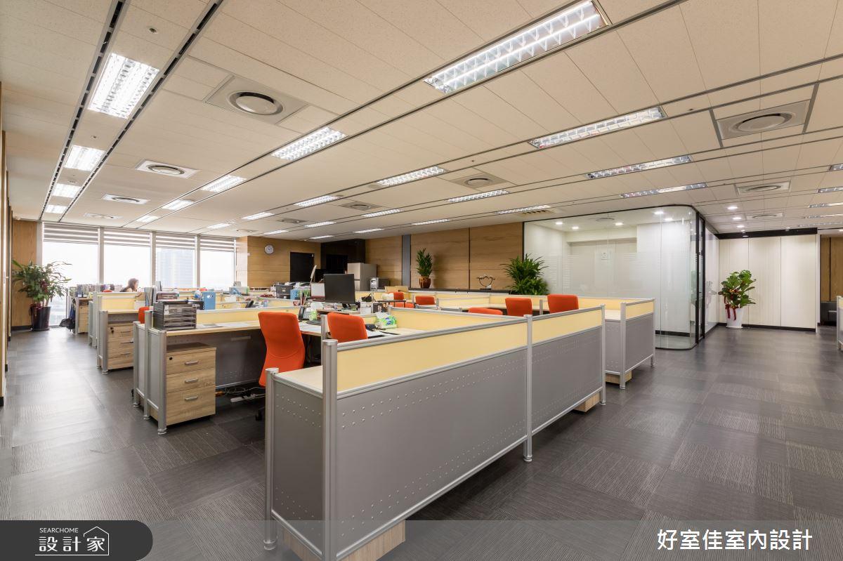 101坪新成屋(5年以下)_現代風商業空間案例圖片_好室佳室內設計_好室佳_活力感美學辦公室之6