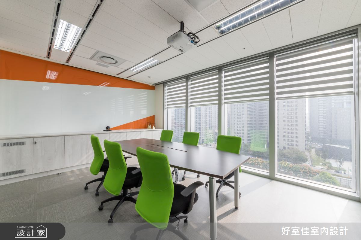 101坪新成屋(5年以下)_現代風商業空間案例圖片_好室佳室內設計_好室佳_活力感美學辦公室之7