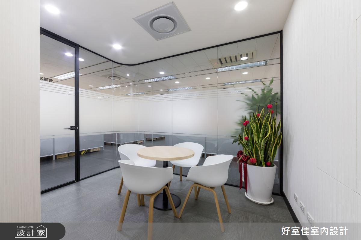 101坪新成屋(5年以下)_現代風商業空間案例圖片_好室佳室內設計_好室佳_活力感美學辦公室之9