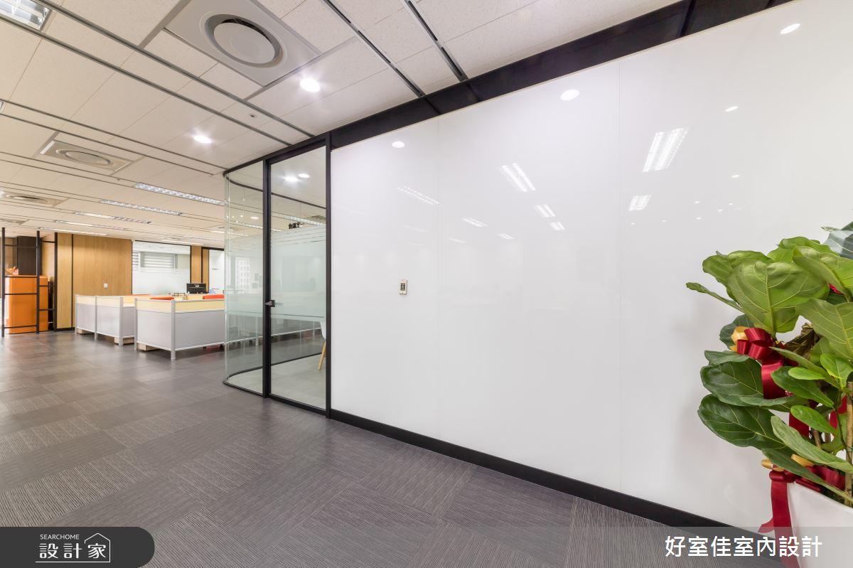 101坪新成屋(5年以下)_現代風商業空間案例圖片_好室佳室內設計_好室佳_活力感美學辦公室之10