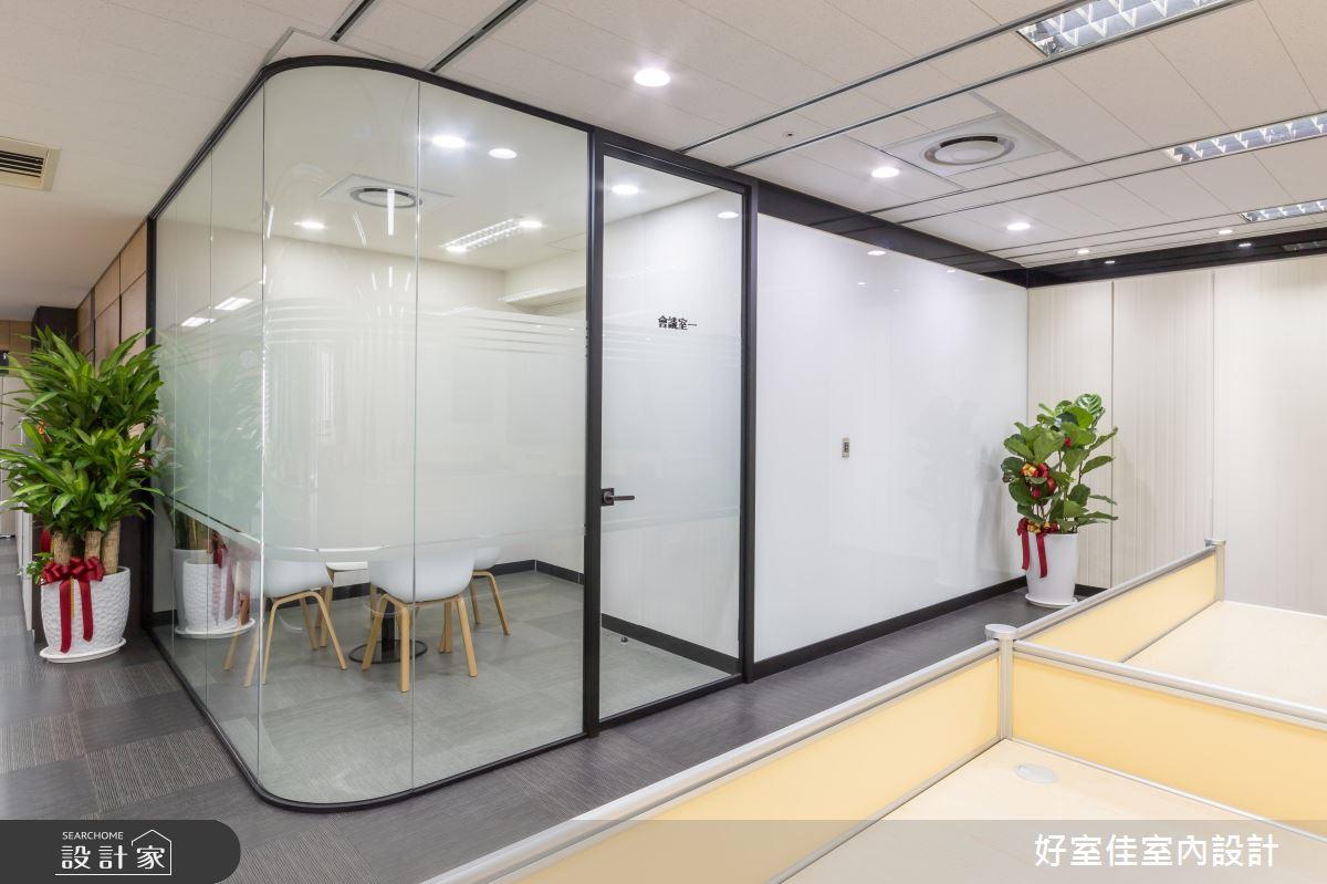 101坪新成屋(5年以下)_現代風商業空間案例圖片_好室佳室內設計_好室佳_活力感美學辦公室之11