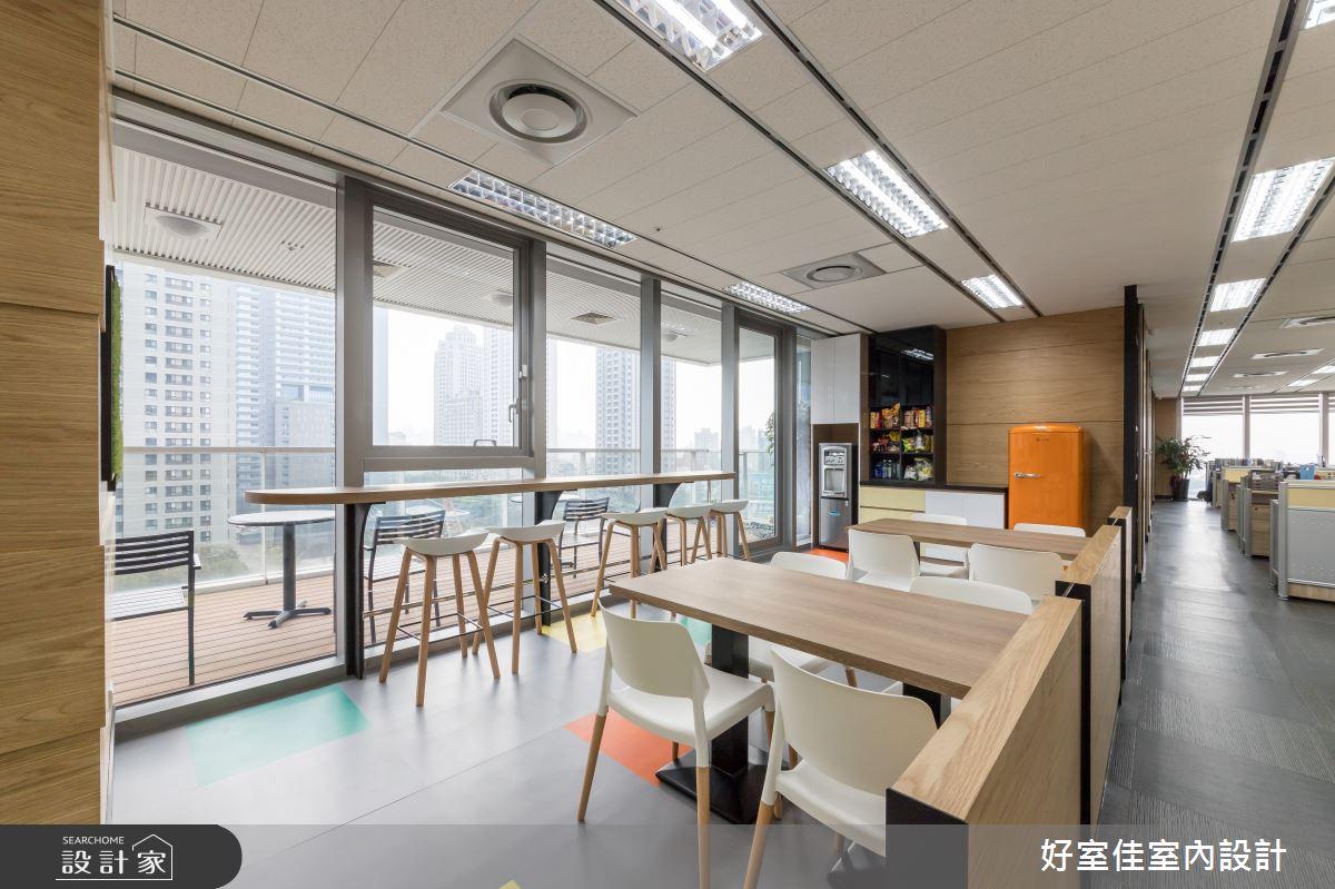 101坪新成屋(5年以下)_現代風商業空間案例圖片_好室佳室內設計_好室佳_活力感美學辦公室之12
