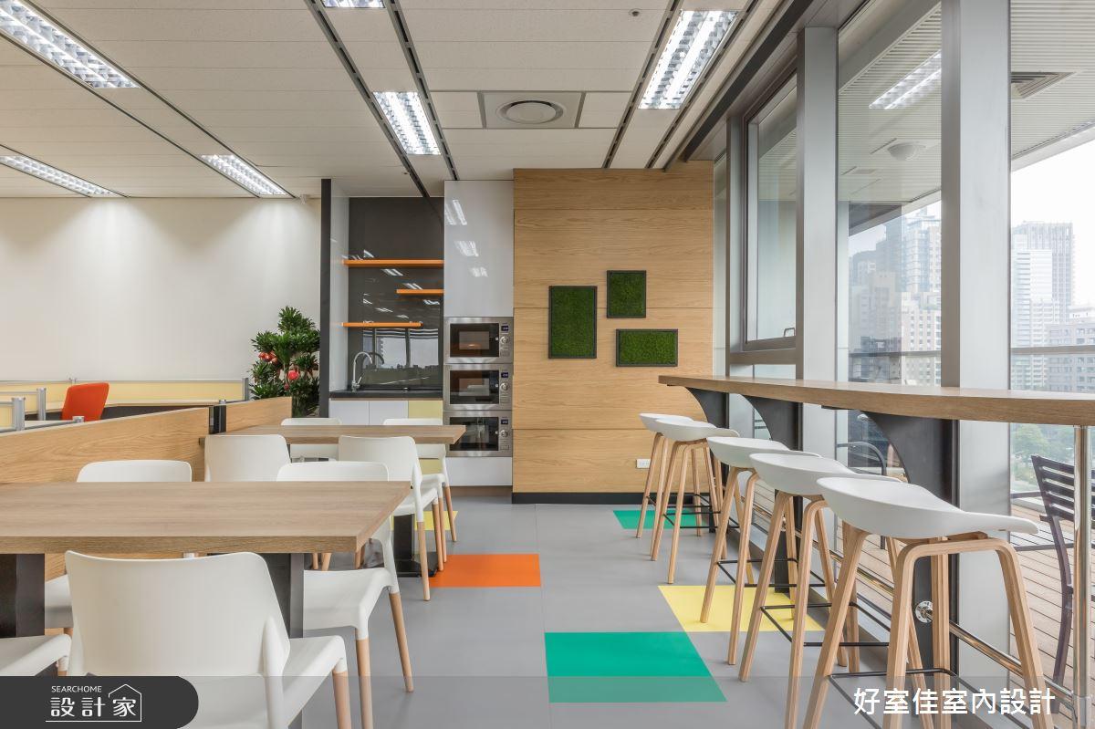 101坪新成屋(5年以下)_現代風商業空間案例圖片_好室佳室內設計_好室佳_活力感美學辦公室之13