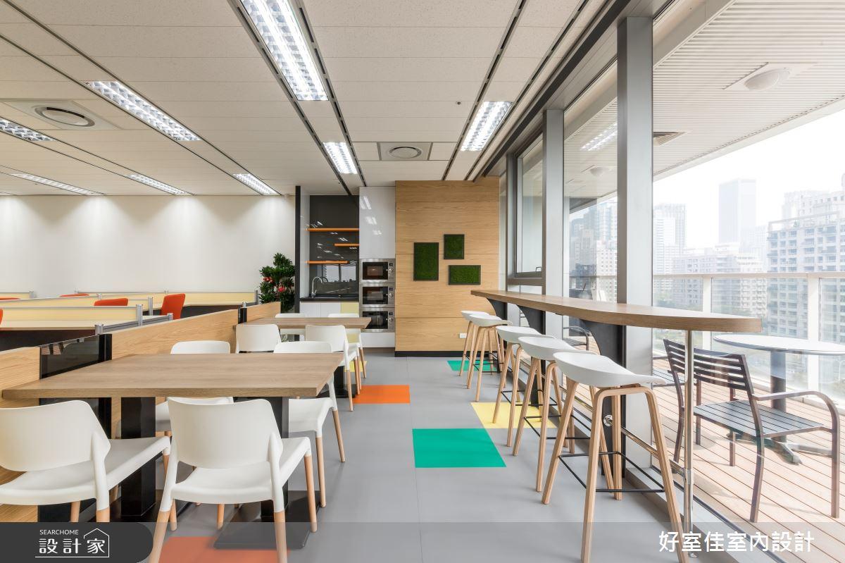 101坪新成屋(5年以下)_現代風商業空間案例圖片_好室佳室內設計_好室佳_活力感美學辦公室之14